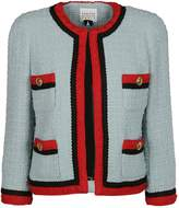 Edward Achour Embroidered Blazer
