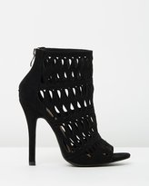 Spurr Faye Heeled Booties