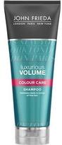 John Frieda Luxurious Volume Colour Care Shampoo 250ml