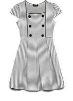 Forever 21 Striped Princess Dress (Kids)