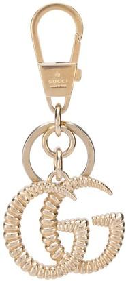 Gucci torchon GG keyring