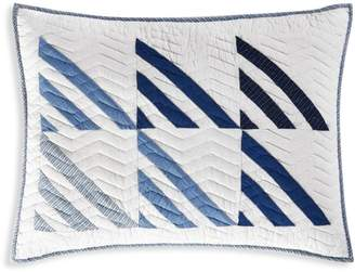 Martha Stewart Nautical Sails Cotton Sham