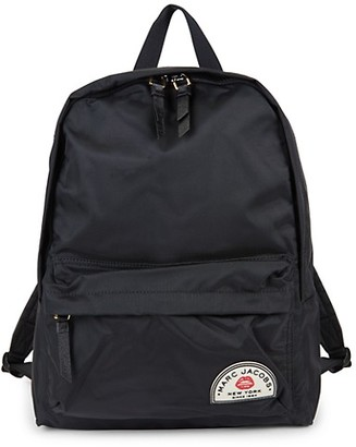 Marc Jacobs Large Collegiate Nylon Backpack