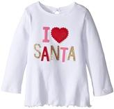 Mud Pie I Love Santa Tunic (Infant/Toddler)