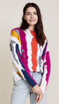 Kenzo Round Collar Straight Sweater