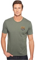 Brixton Badge Short Sleeve Premium Tee Men's T Shirt