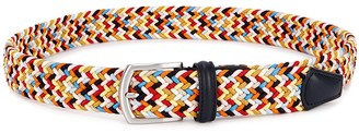 Andersons Woven Canvas Belt