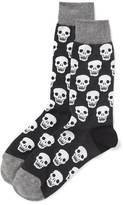 Old Navy Printed Crew Socks for Men
