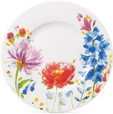 Villeroy & Boch Amnut Flowers Collection Bone China Salad Plate