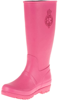 Polo Ralph Lauren Orange & Fuchsia Phillipa Rain Boot - Little Kid & Big Kid