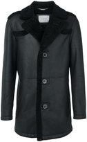 Lanvin shearling coat