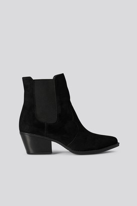 Trendyol Faux Suede Ankle Boots