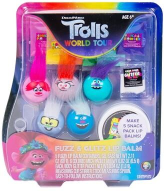 Trolls Fuzz & Glitz Lip Balm