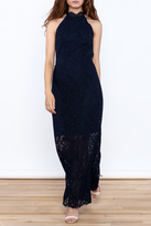 BB Dakota Larkspur Lace Gown
