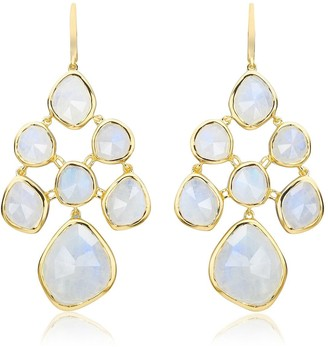 Monica Vinader GP Siren Moonstone Chandelier Earrings
