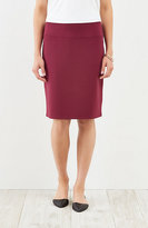J. Jill Wearever Smooth-Fit Pencil Skirt