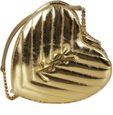 Saint Laurent Love Heart Shoulder Bag