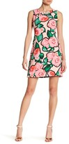 Taylor Embellished Floral Print Dress 8669M