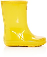 Hunter Unisex First Gloss Rain Boots