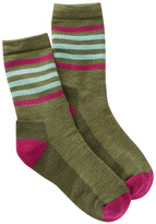 Smartwool Striped Hike Socks