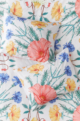 Urban Outfitters Krista Scarf Floral Sham Set