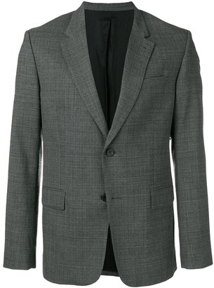 Ami Lined Two Buttons Jacket