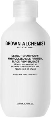 GROWN ALCHEMIST 200ml Detox Shampoo