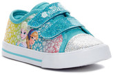 Josmo Frozen Glittery Sneaker (Toddler & Little Kid)