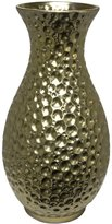 Sagebrook Home Decorative Ceramic Bottle Vase