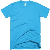 American Apparel Unisex Plain Short Sleeve Cotton T-Shirt (XL)