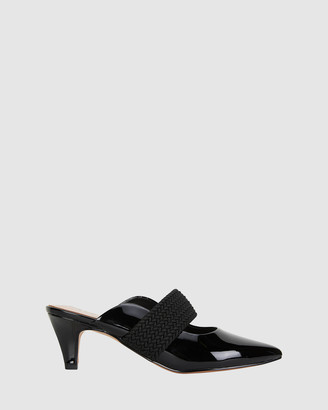 Jane Debster - Women's Black All Pumps - Symbol - Size One Size, 7 at The Iconic