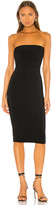 Norma Kamali Strapless Dress in Black. - size L (also in XS)