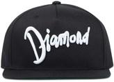 Diamond Supply Co. World Tour Snapback Cap