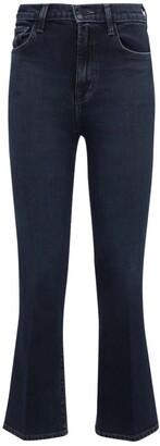 J Brand Julia High-Rise Flare Jeans