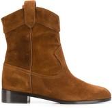 Aquazzura cowboy style boots