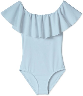 Stella Cove Ruffled One-Piece Swimsuit