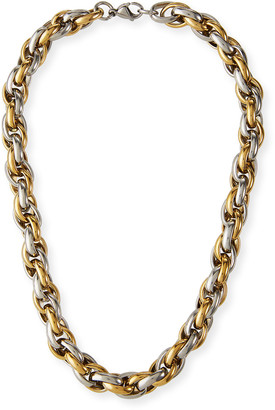 Fallon Toscano Combination Rope Chain Necklace