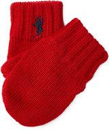 Ralph Lauren Merino Wool Mittens