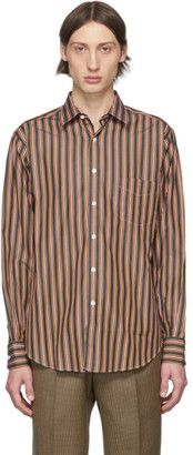 Cobra S.C. Multicolor Stripe Model 1 Shirt