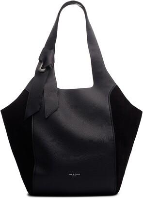 Rag & Bone Grand Shopper Leather & Suede Tote
