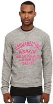 DSQUARED2 Dean Fit Long Sleeve Tee