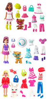Polly Pocket Polly PocketTM Pretty PacketsTM Bag (ASST)