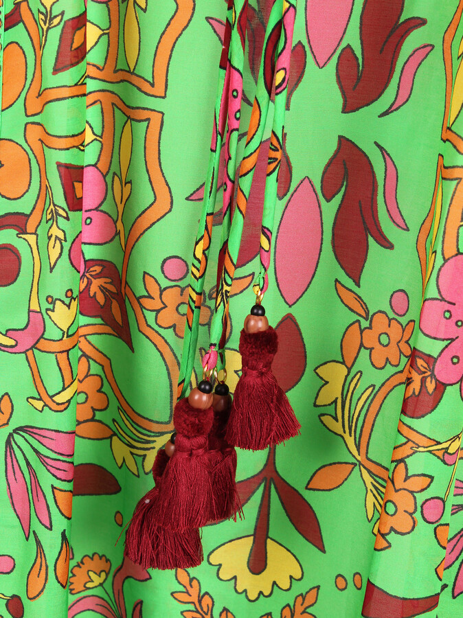 Thumbnail for your product : Tory Burch Cotton Dress