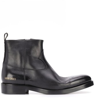 Golden Goose Toro ankle boots