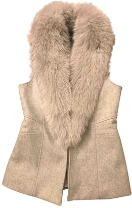 Flavio Castellani Grey Fox Jacket for Women