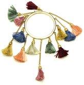 Ben-Amun Venetian Breeze Tassel Perfect Circle Bracelet