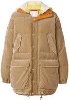 Sacai Padded oversized coat