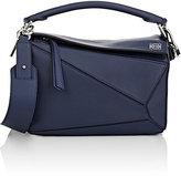 "Loewe Women's ""Puzzle"" Small Shoulder Bag-NAVY"