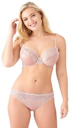 Wacoal Lace Affair Underwire Bra 855256 (Rose Dust/Angel Wing) Women's Bra