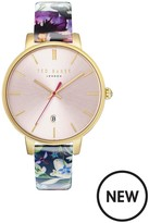 Ted Baker Kate Gold Plated Ladies Watch